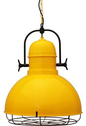 Bamyum Sarkıt Avize Sarı