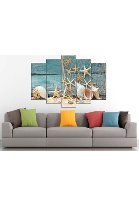Sibiro Deniz Konsept Kanvas Tablo 80 x 125 cm - Azyyz12