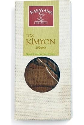 Rasayana Organik Kimyon Toz 100 gr
