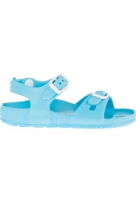 Esem Esm001P001 Çocuk Sandalet Açık Mavi