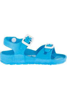 Esem Esm001P001 Çocuk Sandalet Mavi
