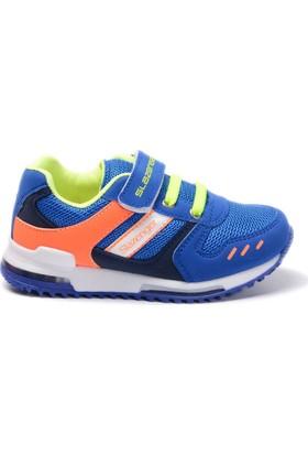 Slazenger Emıly Günlük Giyim Çocuk Ayakkabı Saks Mavi