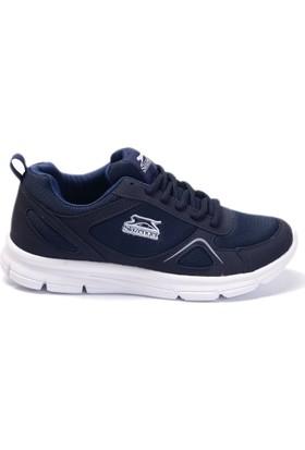 Slazenger German Koşu & Yürüyüş Erkek Ayakkabı Lacivert