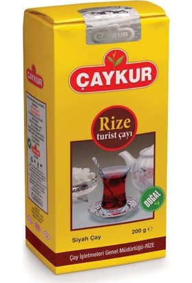 Çaykur Rize Turist Çay 200 Gr