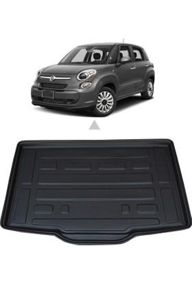 Otom Fiat 500 L 2014-Sonrası Hb / Suv Bagaj Havuzu (5 Kapı)
