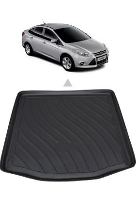 Otom Ford Focus 3 2011-2014 Sedan Bagaj Havuzu (Kalın Stepneli Model)