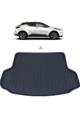 Otom Toyota CH-R 2016-Sonrası Suv Bagaj Havuzu (Stepneli Model)