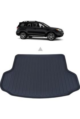 Otom Subaru Forester 2013-Sonrası Suv Bagaj Havuzu