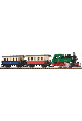Piko 37130 1/22,5 G-Starter Set Passenger Train 230 V
