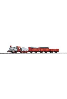 Piko 57145 1/87 Circus Train A-Track Analog Tren Seti