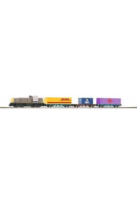Piko 59111 1/87 Starter Set G 1700 W 3 Freight Cars B