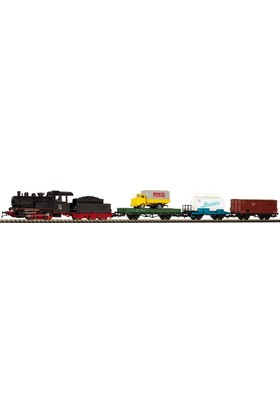 Piko 97913 1/87Starter Set Freight Train Szd
