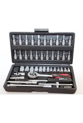 Nt Tools 1/4 Altı Köşe Cr-V