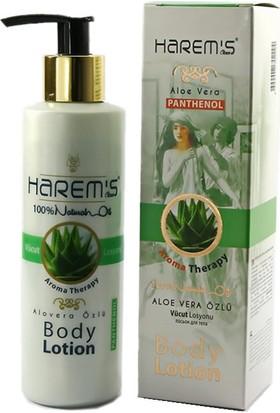 Harem's Aloe Vera &Panthenol Vücut Losyonu