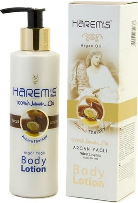Harem's Argan Yağlı Vücut Losyonu