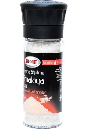 Bağdat Baharat Himalaya Çakıl Tuzu Cam Değirmen 110 gr