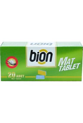 Bion Mat Sinek Kovucu 20 Tablet