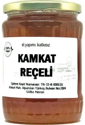 Silifke Sepeti Kamkat Reçeli 760 gr