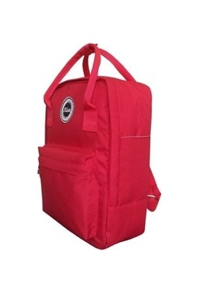 Fudela KJM Red Backpack