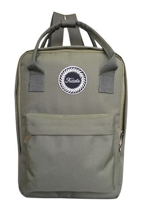 Fudela KJM Khaki Backpack