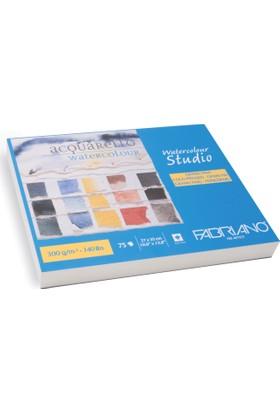 Fabriano Acquarello Studio Sulu Boya Blok 300Gr. 27X35Cm N:75302735