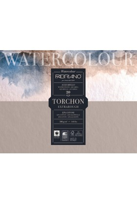 Fabriano Torchon Sulu Boya Blok 300Gr. 35,5X51Cm N:19100278
