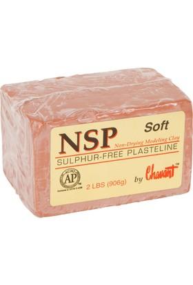 Chavant Chavant Nsp Soft Plastilin Model Hamuru - Kahverengi