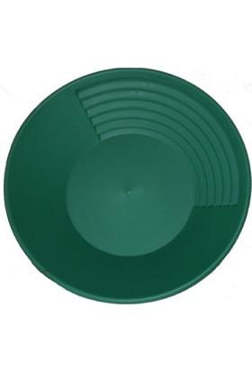 Hdg Gold Pan Altın Eleği Tavası Yeşil Renk 14 İnç