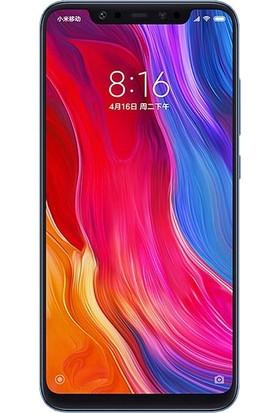 Dafoni Xiaomi Mi 8 Tempered Glass Premium Cam Ekran Koruyucu