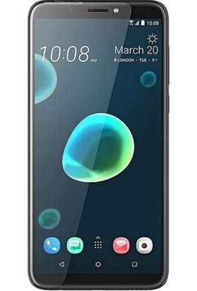 Dafoni HTC Desire 12 Slim Triple Shield Ekran Koruyucu