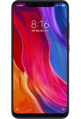 Dafoni Xiaomi Mi 8 Slim Triple Shield Ekran Koruyucu
