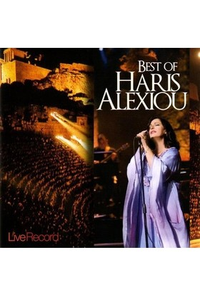 Haris Alexiou - Best Of Haris Alexiou - Plak