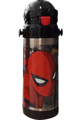 Hakan Matara Çelik Termos Spiderman 78744