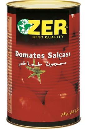 Zer Domates Salçası 4,5 kg
