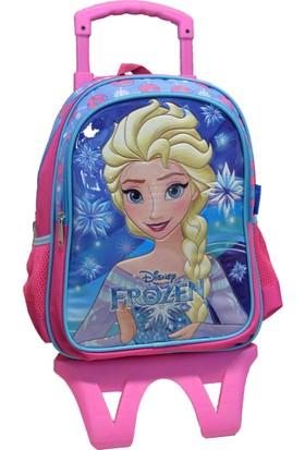 Hakan Çanta Çekçek Frozen Okul Çantası 95567