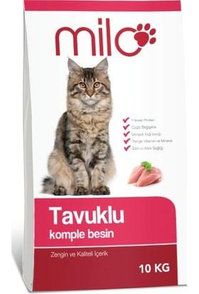 Sokak Hayvanları Milo Yardım Kedi Maması 10 kg