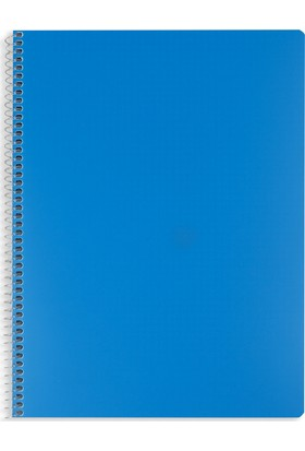 Hepsiburada A4 80 Yaprak Çizgili PP Kapak Defter - Lacivert