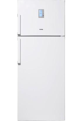 Vestel Akıllı NF620 P A+ 620 lt No-Frost Buzdolabı