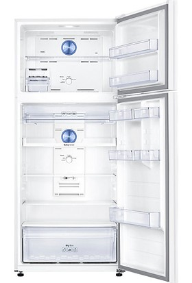 Samsung RT53K6030WW/TR A+ 543 lt No-Frost Buzdolabı