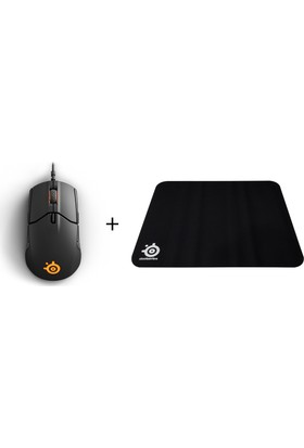 SteelSeries Sensei 310 Mouse+ Qck Mousepad Bundle