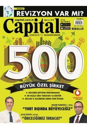 Capital Dergisi Yıllık Abonelik (12 Sayı)