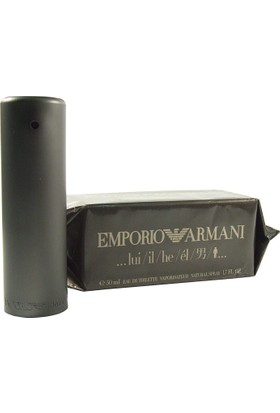 Emporio Armani He Edt 100 Ml Erkek Parfüm