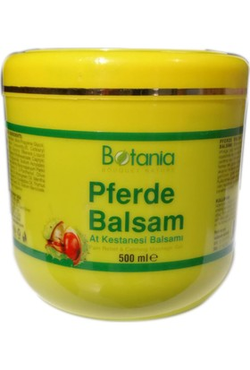 Botanıa At Kestanesi Jel Krem 3*500 ml