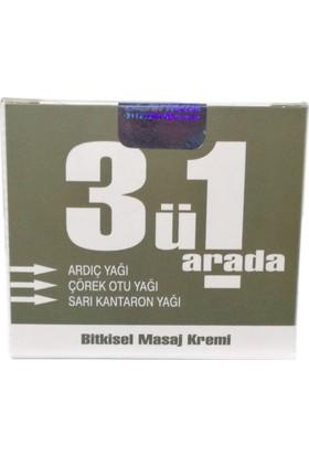 Doğa Derman 3'ü 1 Arada Masaj Kremi 100 ml