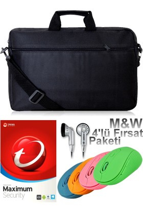 M&W 4'lü Fırsat Paketi