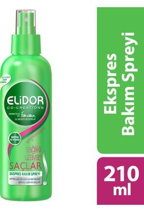 Elidor Sağlıklı Uzayan Saçlar Sıvı Saç Kremi 210 ml