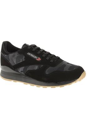 Carrano D170455 Günlük Erkek Ayakkabı Siyah Kamuflaj