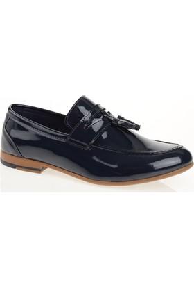 Carrano G11510 Günlük Erkek Ayakkabı Lacivert Rugan