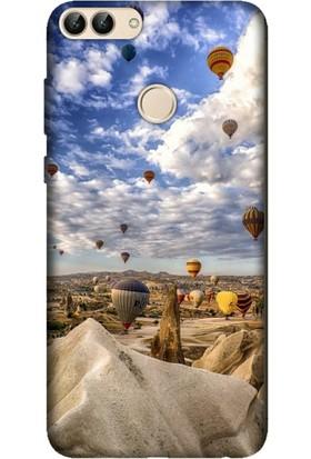 Kılıfland Huawei P Smart Silikon Arka Kapak - Ürgüp Kapadokya