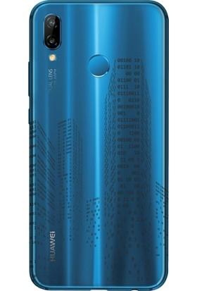 Kılıfland Huawei P20 Lite Silikon Arka Kapak - Residence